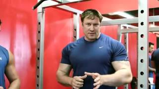 Weight Training Exercises -- Tips For Putting On Size