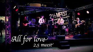 Baixar All for love - Uku Suviste, Kristjan Kasearu, Jaagup Tuisk