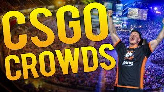 Gambar cover BEST CS:GO CROWD REACTIONS OF ALL TIME!