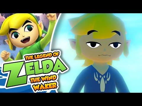 ¡Vuelve el niño del moco! - #01 - TLO Zelda: The Wind Waker en Español (Wii U)