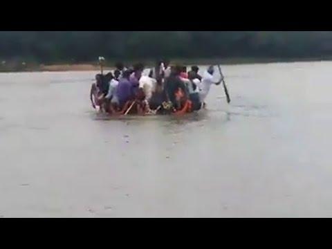 Shivamogga Tragedy : Ganesha Idol immersion