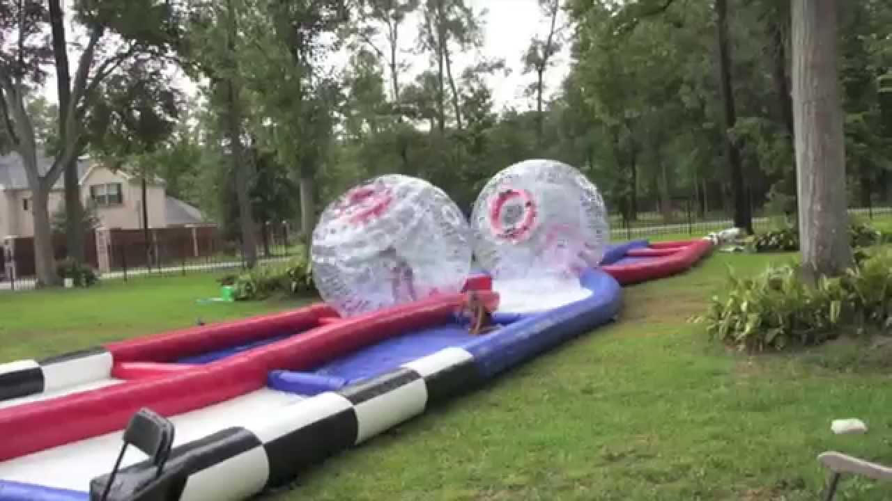 Water Slides For Rent In Houston