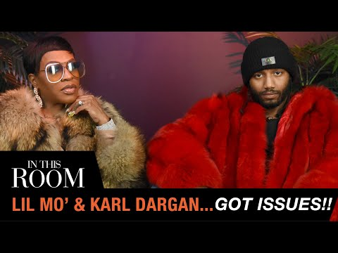 Lil Mo & Karl Dargan Fought At The Interview! | In This Room