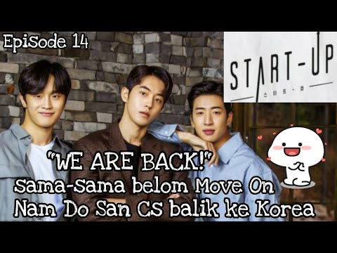 Review Drama Start-Up Episode 14 Sub Indo | ALUR CERITA DRAMA START-UP