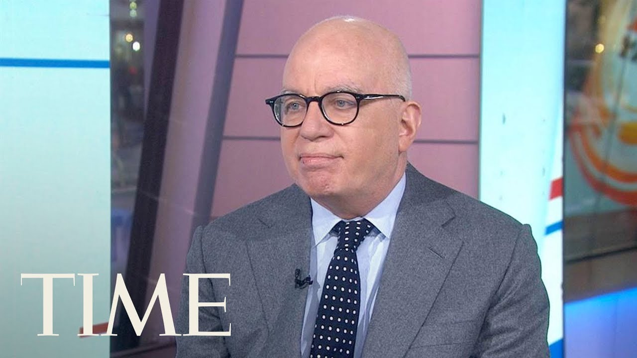 Michael Wolff Speaks To The Today Show About Steve Bannon, Refutes President Trump's Claims | TIME