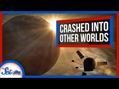 3 Times We Intentionally Crashed into Other Worlds