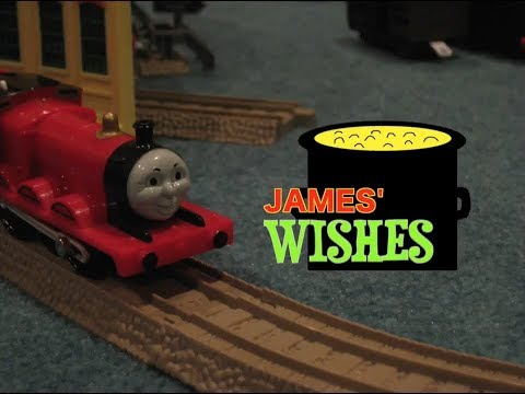 Thomas The Trackmaster Show - St. Patricks Day Short 2 - James' Wishes