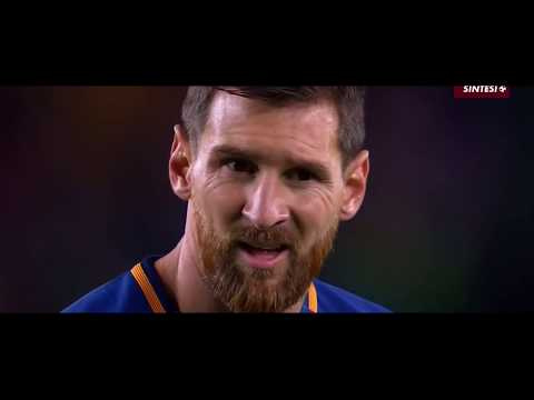 Messi 2017/18 Highlights