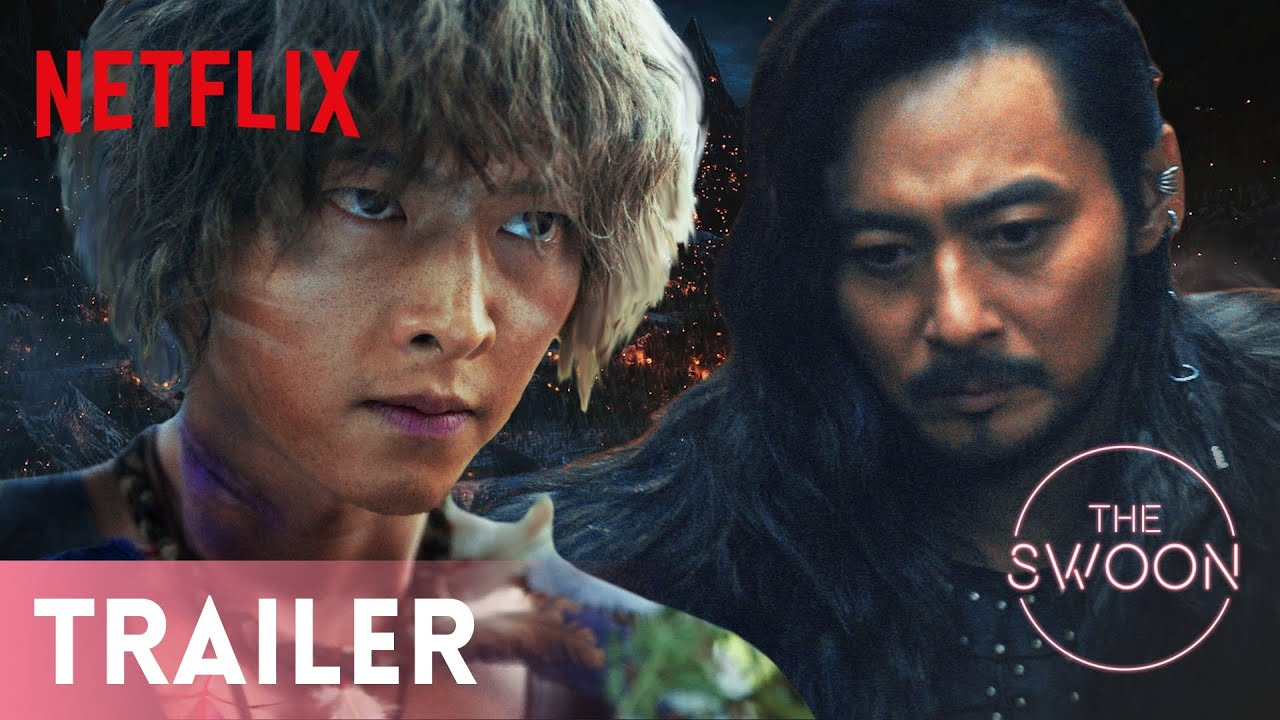 Arthdal Chronicles Official Trailer Netflix Eng Sub Cc Youtube