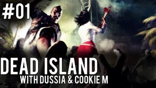 Dead Island - #01 Zooombie! [DusSia & Cookie M ]