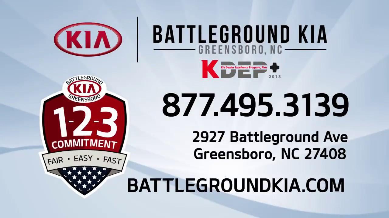 Great Deals At Battleground Kia!