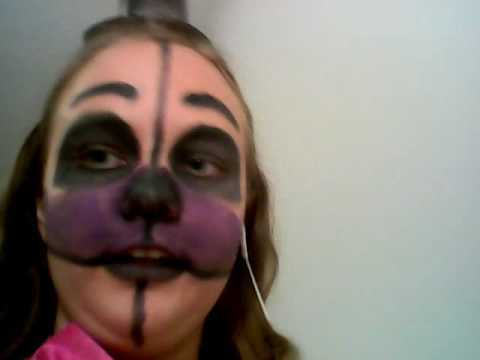 sister location funtime freddy makeup