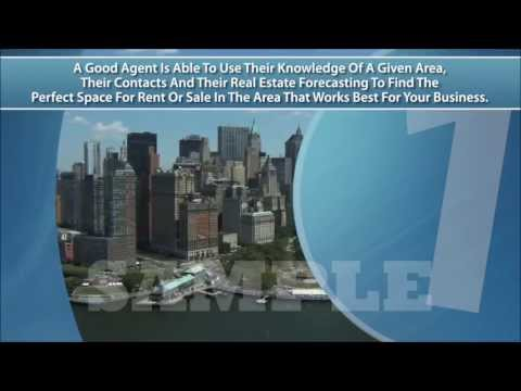 Promotional Video for Commercial Real Estate Broker in Pittsburgh Pa