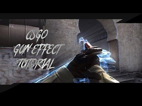 [TUTORIAL] Delayed Gun Effect - CS:GO (After Effects) thumbnail
