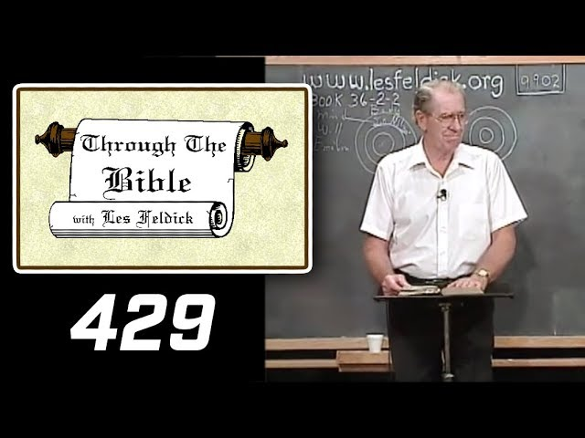 [ 429 ] Les Feldick [ Book 36 - Lesson 3 - Part 1 ] Once You Were Separated From God |a