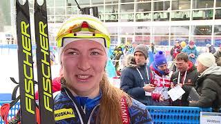 Дарья Домрачева: «Бьорндален – воин. И он не сдастся»