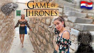 Visitei o SET de Game of Thrones na Croácia