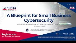 NJTT#016: A Blueprint for Small Business Cybersecurity