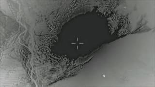 U.S. Military releases video footage of 'Mother Of All Bombs' strike in Afghanistan