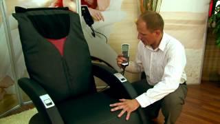 Массажное кресло Senso (Сенсо) Casada(, 2013-05-27T20:01:34.000Z)