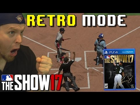 a1c1802e1e MLB THE SHOW 17 RETRO MODE! KEN GRIFFEY JR! - YouTube