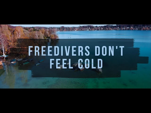 FREEDIVER DON'T FEEL COLD- How to use the Corona time
