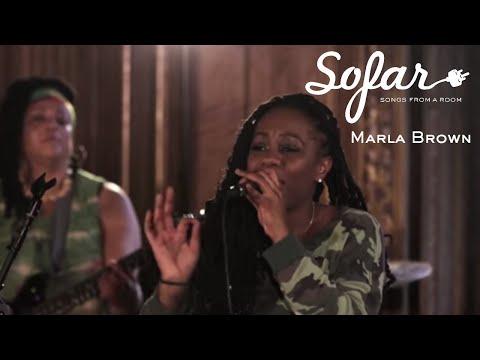Marla Brown - Superstar | Sofar London