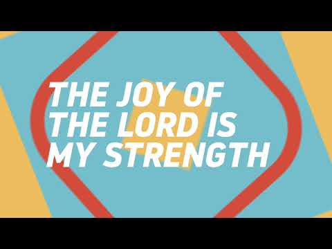 Joy of the Lord (Lyric Video) | Worship Together Kids Anthem Series