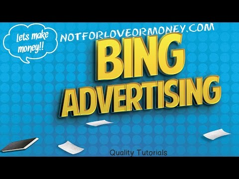 Bing Ads - Dominate This Major Traffic Source