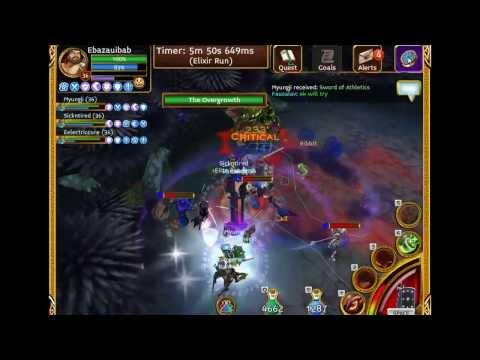 Arcane Legends - Farming The Elite Shuyal Maps!