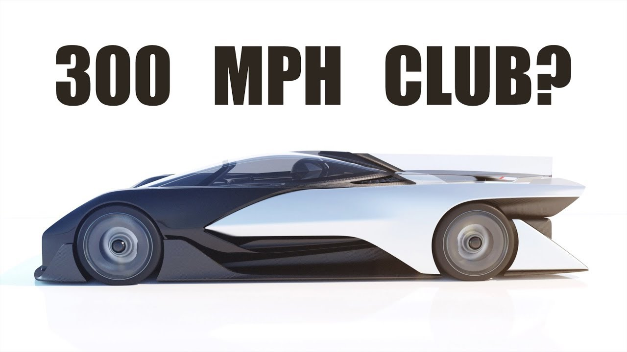 300 Mph Car >> Why Has No Production Car Hit 300 MPH? Electric Cars - YouTube