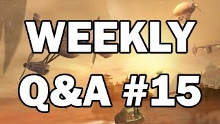 Lumin weekly q&a #15 - diablo iii auction house, healthy lifestyle, random silly questions & more!