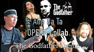 Alip Ba Ta Opera Collab | Lee Wrathe | Godfather theme