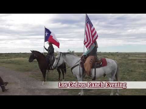 Marine Veterans Invade Los Cedros Ranch In Texas
