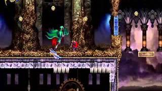 Castlevania Harmony Of Despair: Jonathan SHOWTIME!