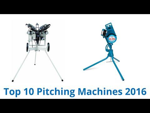 10 Best Pitching Machines 2016
