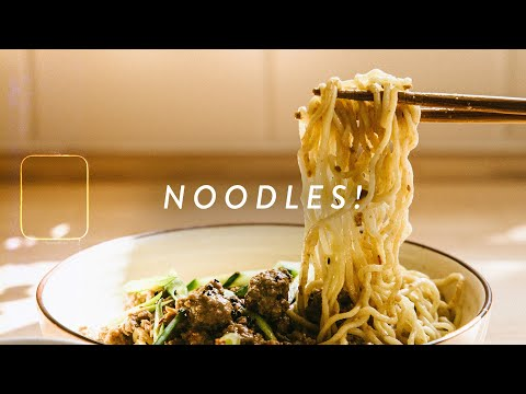 NOODLES! 3 Mouth-Watering Asian Noodle Recipes