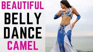 Camel / Undulation Walk  || Belly Dance Basics
