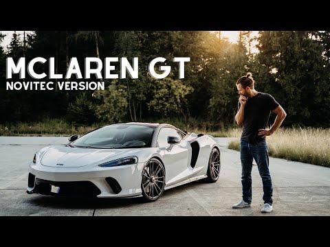 we drive a 707hp Grand Tourer by MCLAREN / #5 The Supercar Diaries