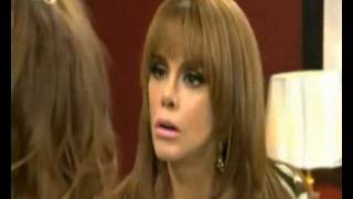 Peleas golpes y cachetadas en telenovelas 6
