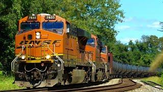 The trains of Shenandoah Junction
