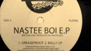nastee boi-greaseproof