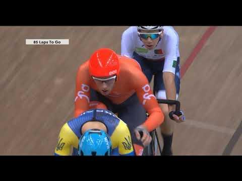 UCI Track World Cup Minsk - Men's Points Race