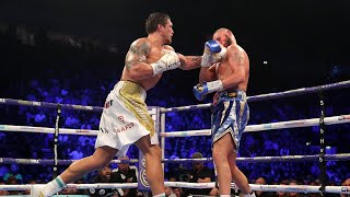 Best Highlight : Oleksandr Usyk vs Tony Bellew / 2018 HD