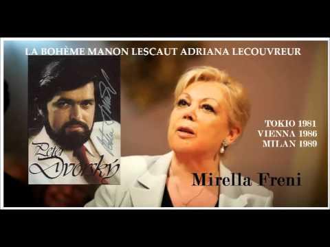 MIRELLA FRENI & PETER DVORSKY.