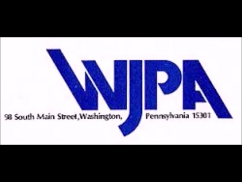 JULY 1977 WJPA  RADIO BROADCAST