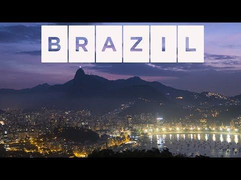 BEING A TOURIST IN RIO DE JANEIRO | Brazil Travel Vlog 2017