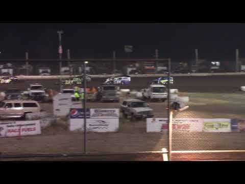 Derek Nance B Main Southern Oregon Speedway 9.3.17