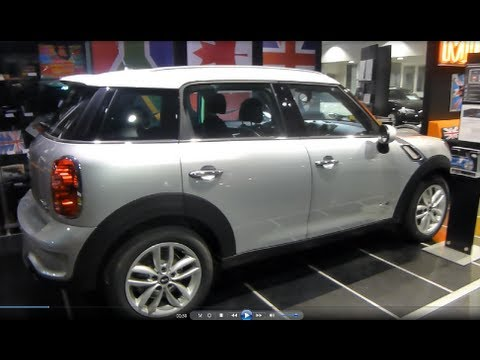 mini countryman cooper austin car auto voiture suv automobile youtube. Black Bedroom Furniture Sets. Home Design Ideas