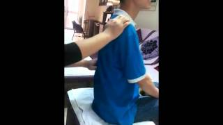 DIY Chinese Neck and Shoulder Massage (31) Treatment of Neck and Shoulder Pain